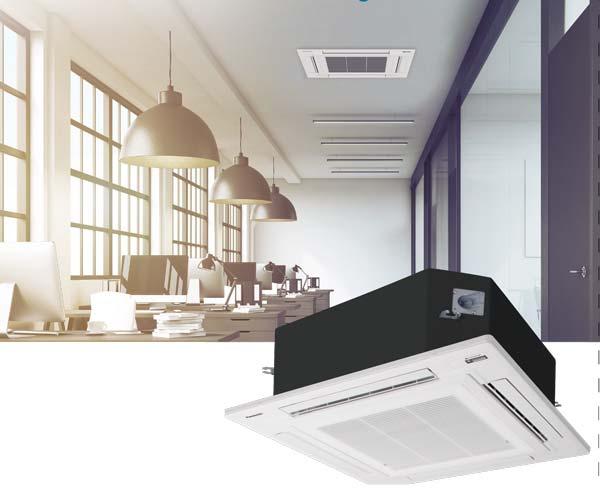 Máy lạnh âm trần - điều hòa âm trần với nhưng ưu điểm sau