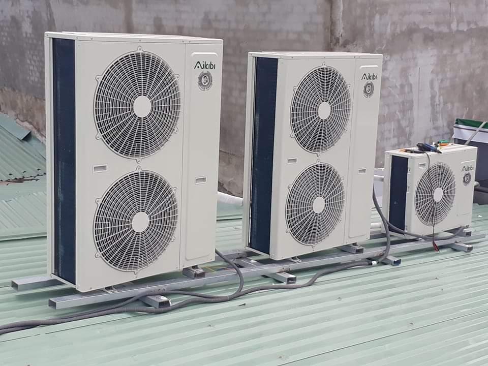  Công ty thi công lắp đặt hệ thống điều hòa không khí