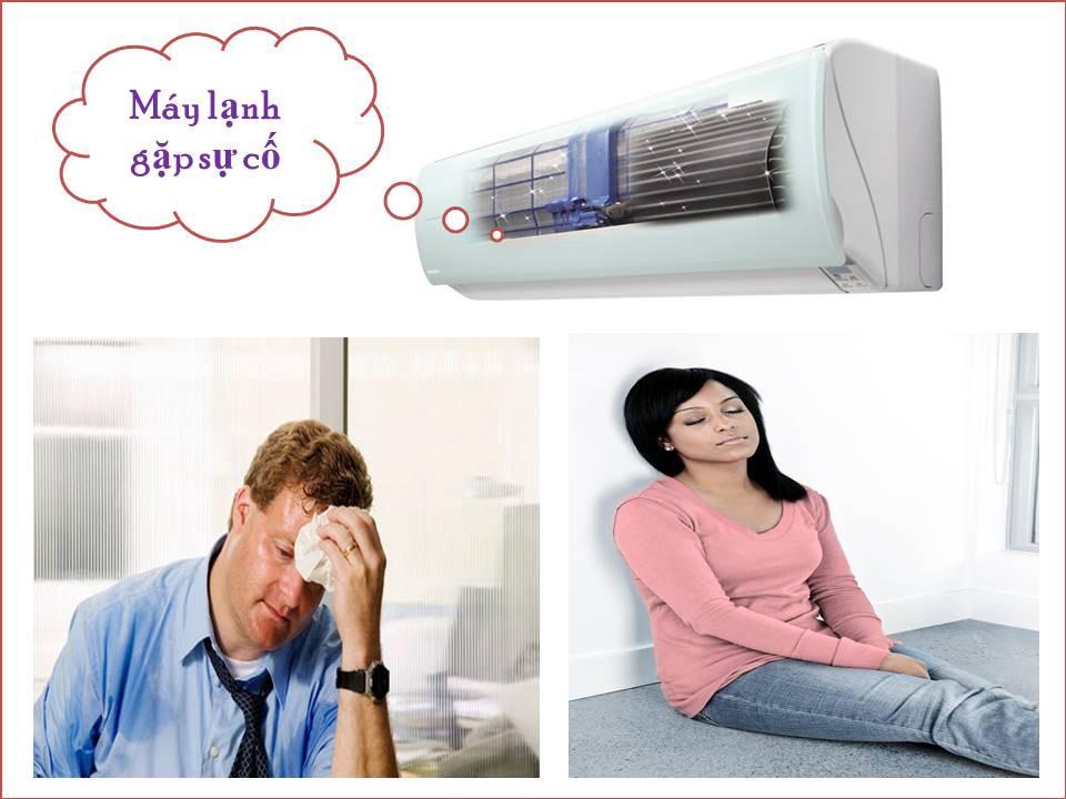 Thợ sửa máy lạnh tại nhà giá rẻ
