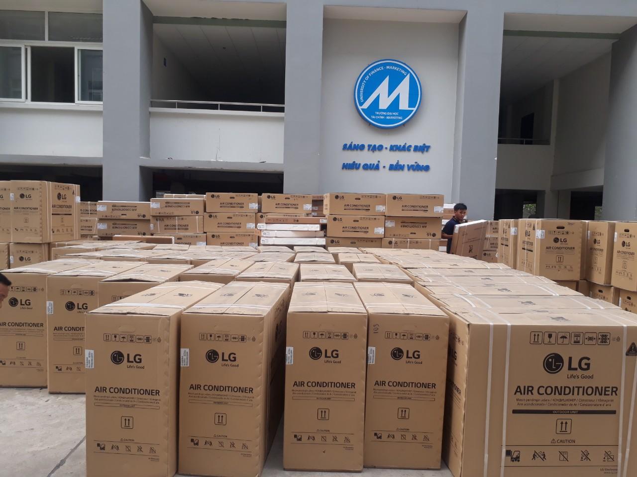 Đại lý phân phối máy lạnh tại Củ chi