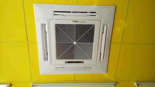 lắp đặt máy lạnh âm trần uy tin
