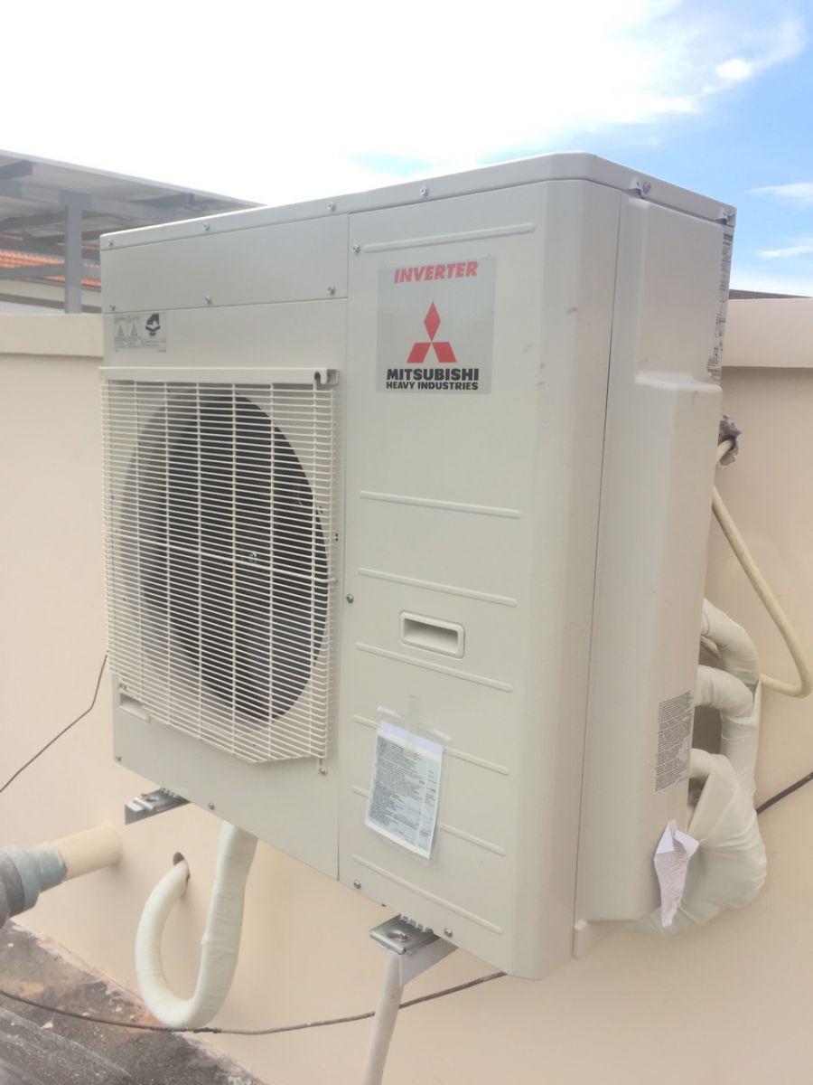 Cung cấp và lắp đặt máy lạnh muti Mitsubishi chính hãng