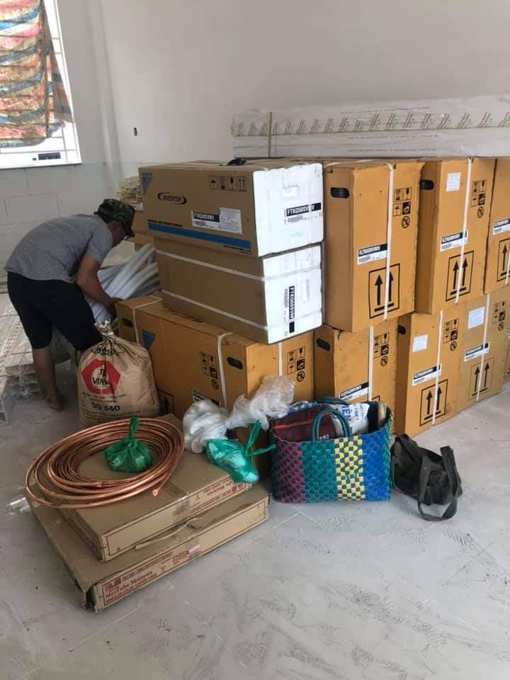 Đại lý phân phối máy lạnh tại long an
