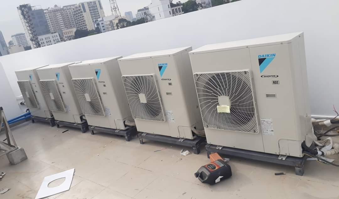 Đại lý phân phối máy lạnh âm trần Daikin inverter