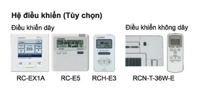 Máy lạnh âm trần Mitsubishi heavy FDT71CR-S5/FDC71CR-S5