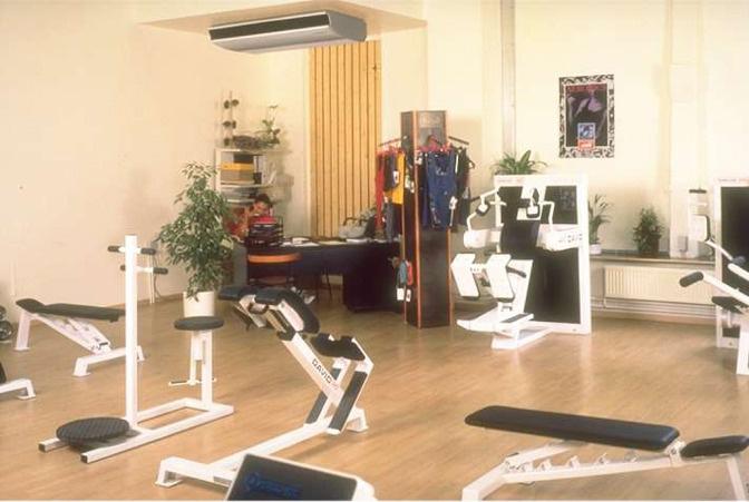 Máy lạnh cho phòng tập gym