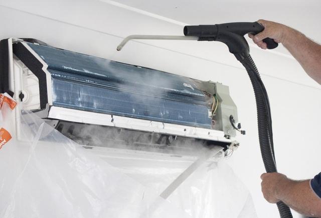Dịch vụ vệ sinh máy lạnh tại nhà gò vấp - 0932932329