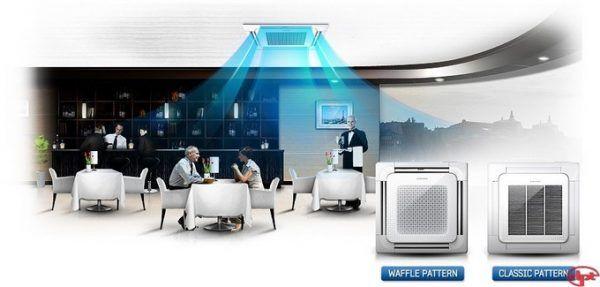 Máy lạnh âm trần LG ATNQ24GPLE6/ATUQ24GPLE6