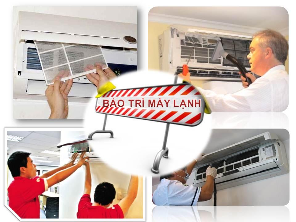 Dịch vụ bảo trì máy lạnh giá rẻ ở Tiền Giang - Cao Vĩ