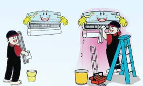 Dịch vụ vệ sinh máy lạnh tại quận 1