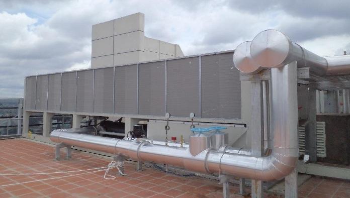 Đơn vị thi công lắp đặt điều hòa không khí