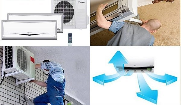 Dịch vụ lắp đặt máy lạnh chất lượng