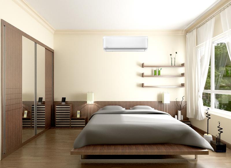 Lắp đặt điều hòa cho phòng ngủ