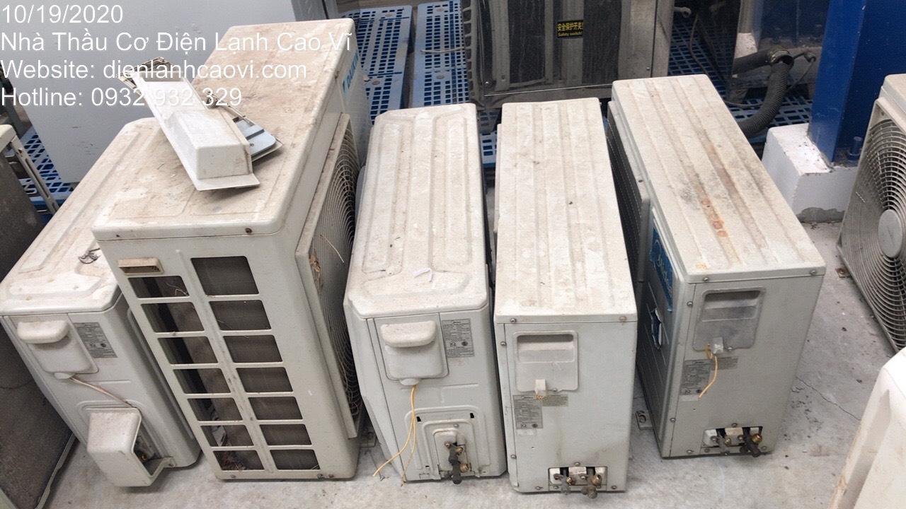 Thanh lý máy lạnh tại quận 12