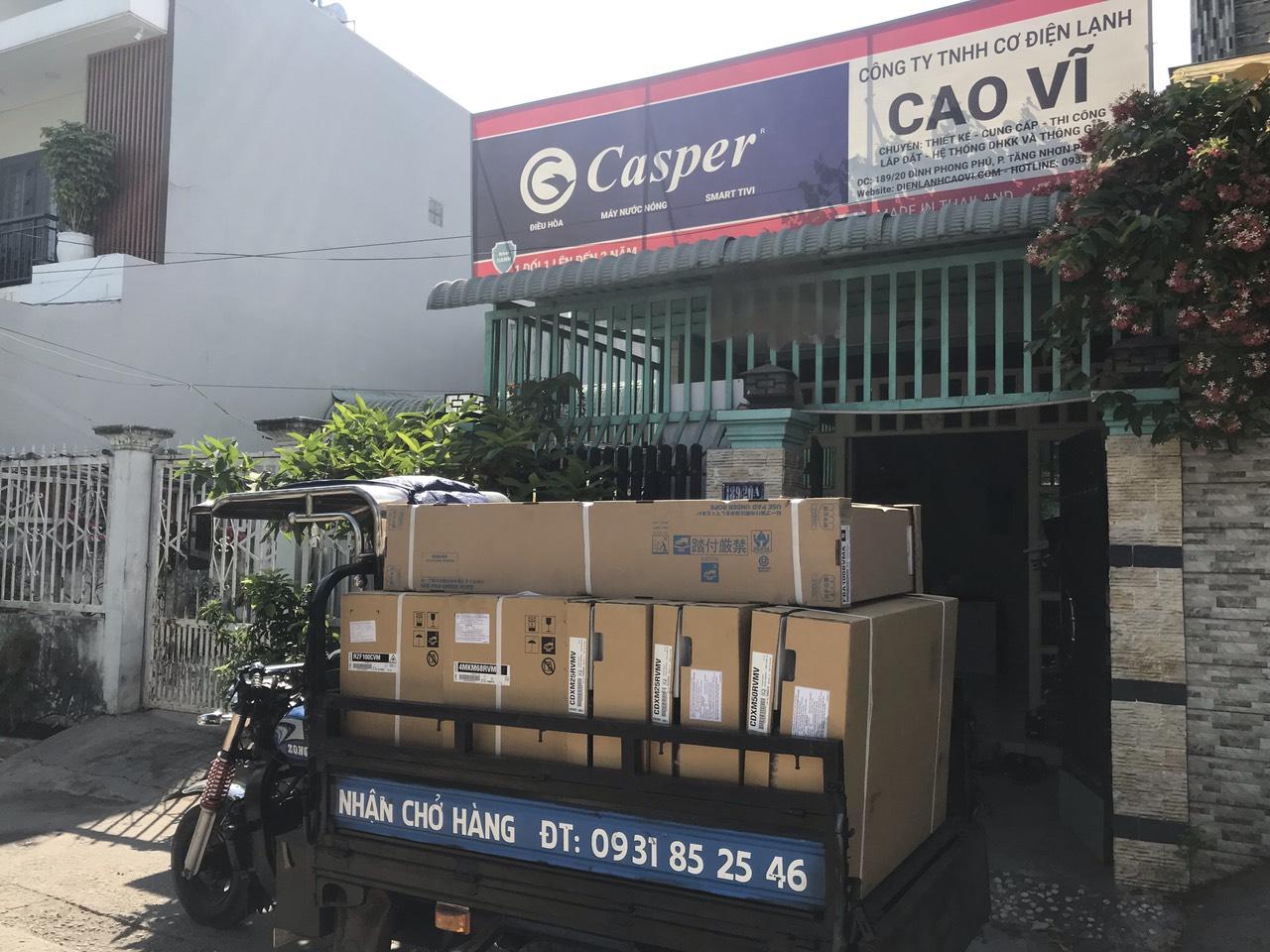 Đơn vị bán máy lạnh âm trần cũ tại HCM